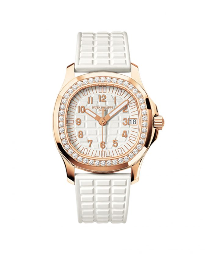 5068R-010 - Rose Gold - Ladies - Aquanaut