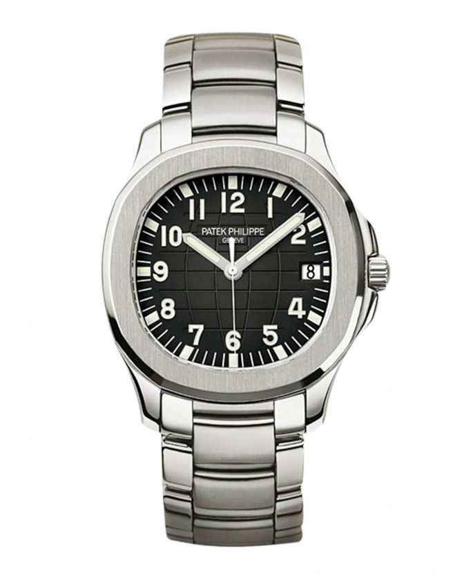 5167/1A-001 - Stainless Steel - Men Aquanaut