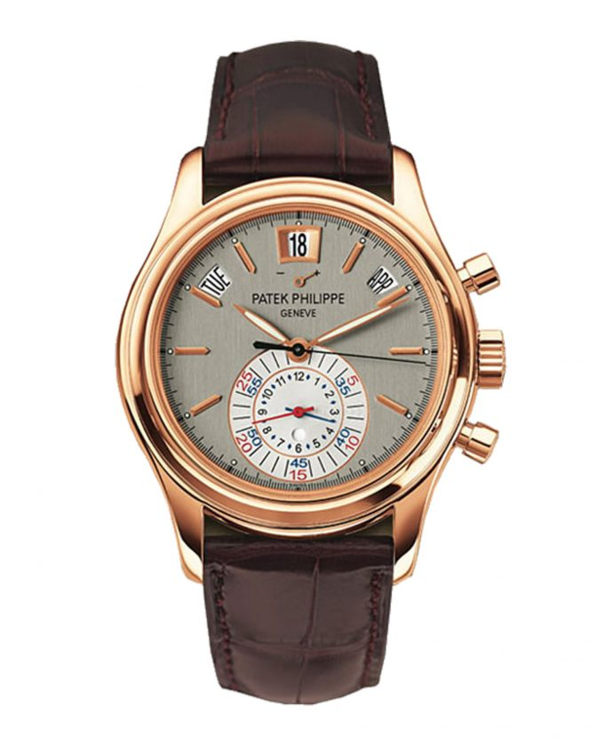 5960R-001 – Rose Gold - Men - Complications