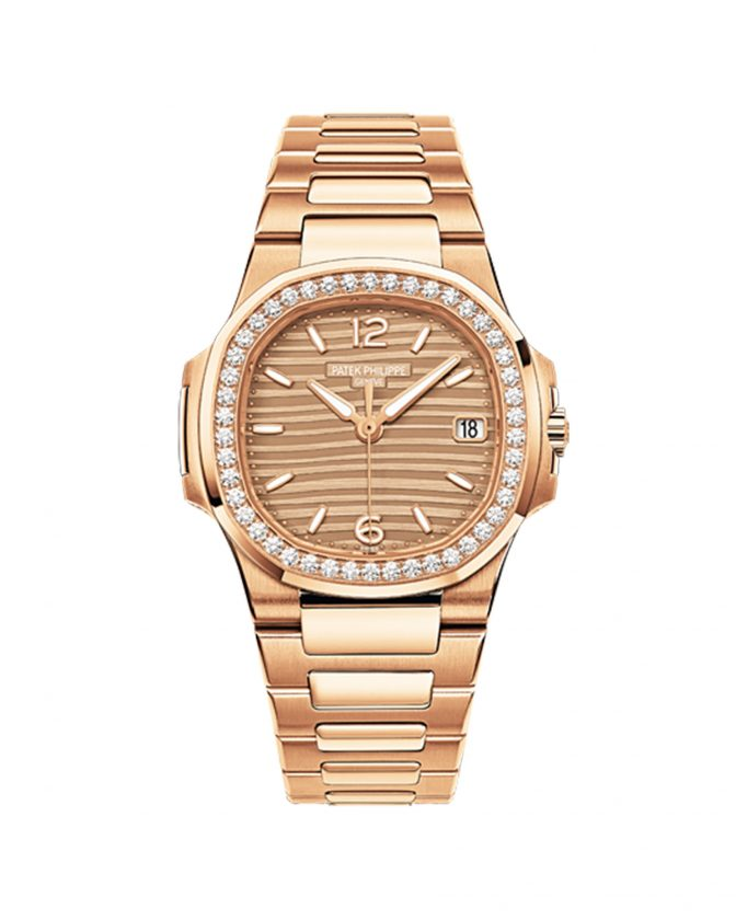 7010/1R-012 - Rose Gold - Ladies - Nautilus