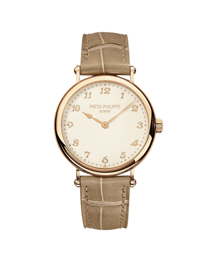 7200R-001 - Rose Gold - Ladies - Calatrava