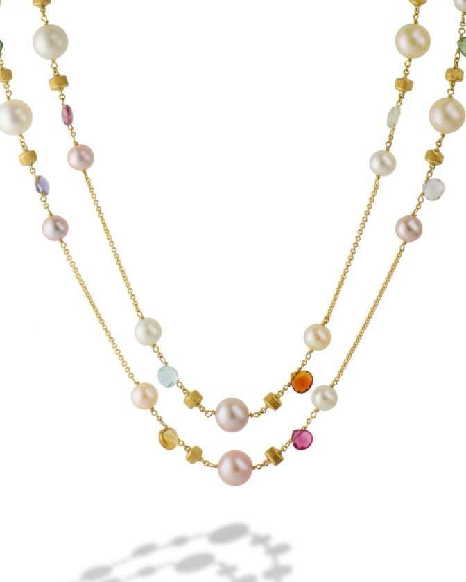 Paradise necklace by Marco Bicego