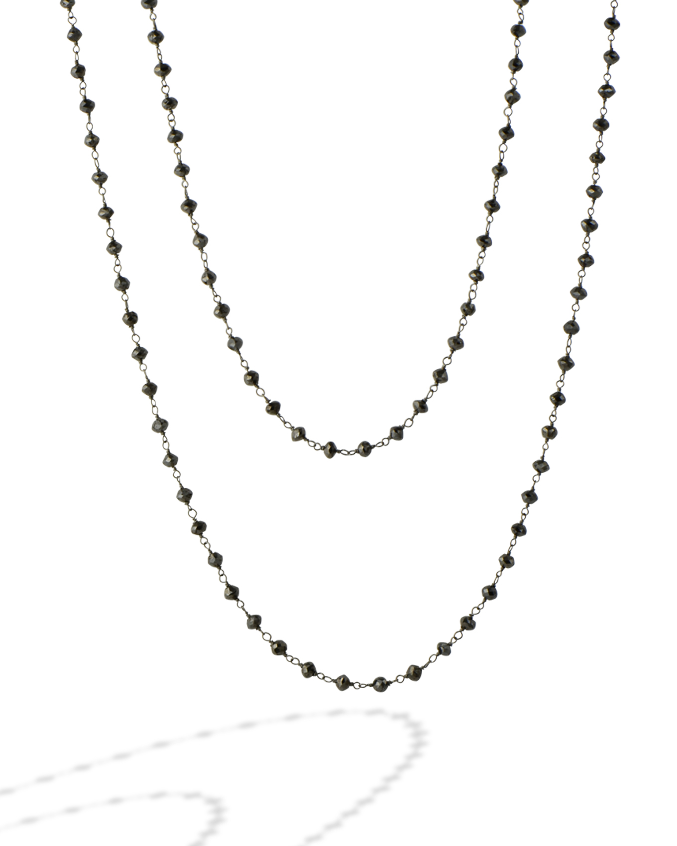 pearl tahitian black raine bead ruby diamond turgeon and product necklace