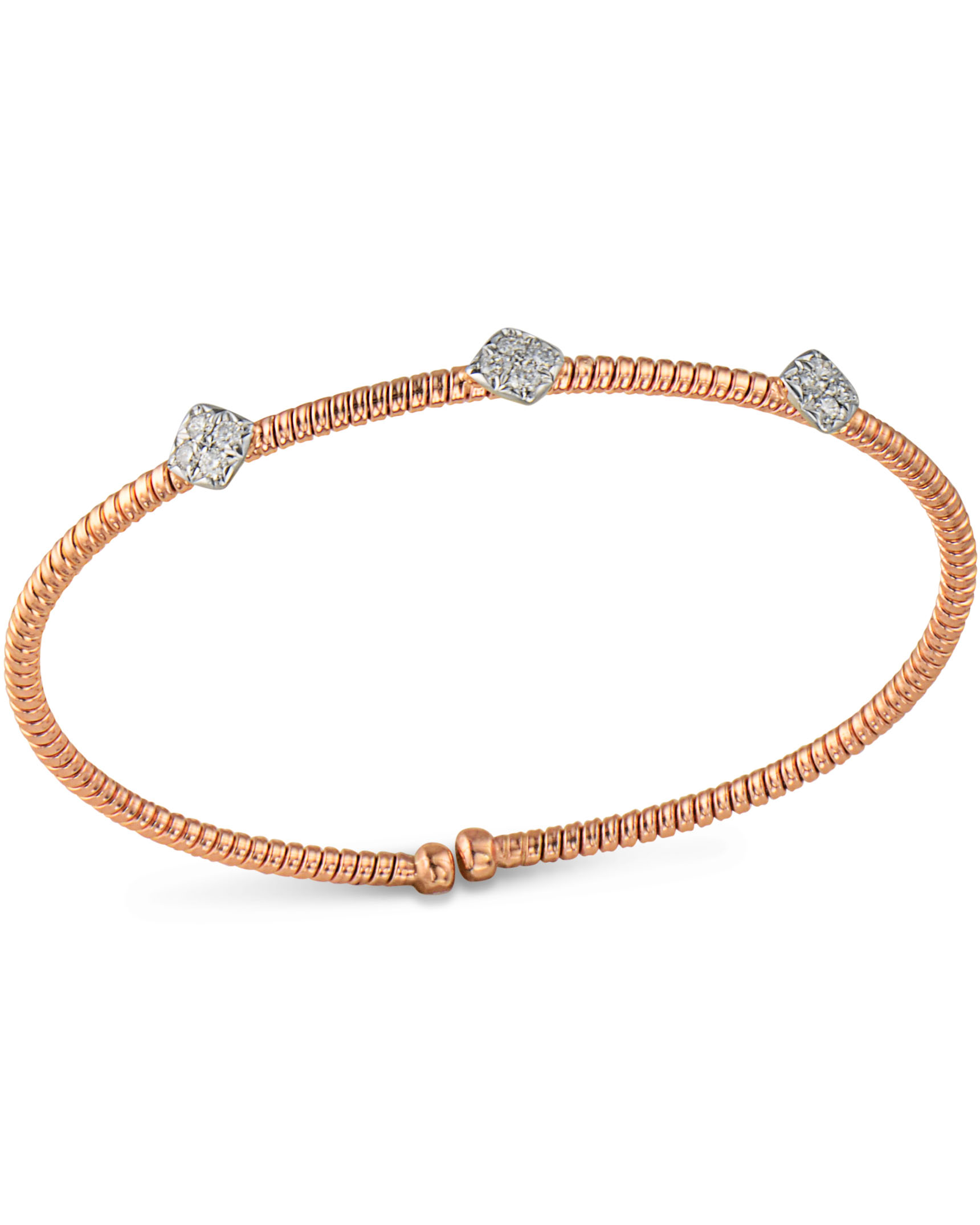 gold product turgeon anklet diamond bangle rose raine