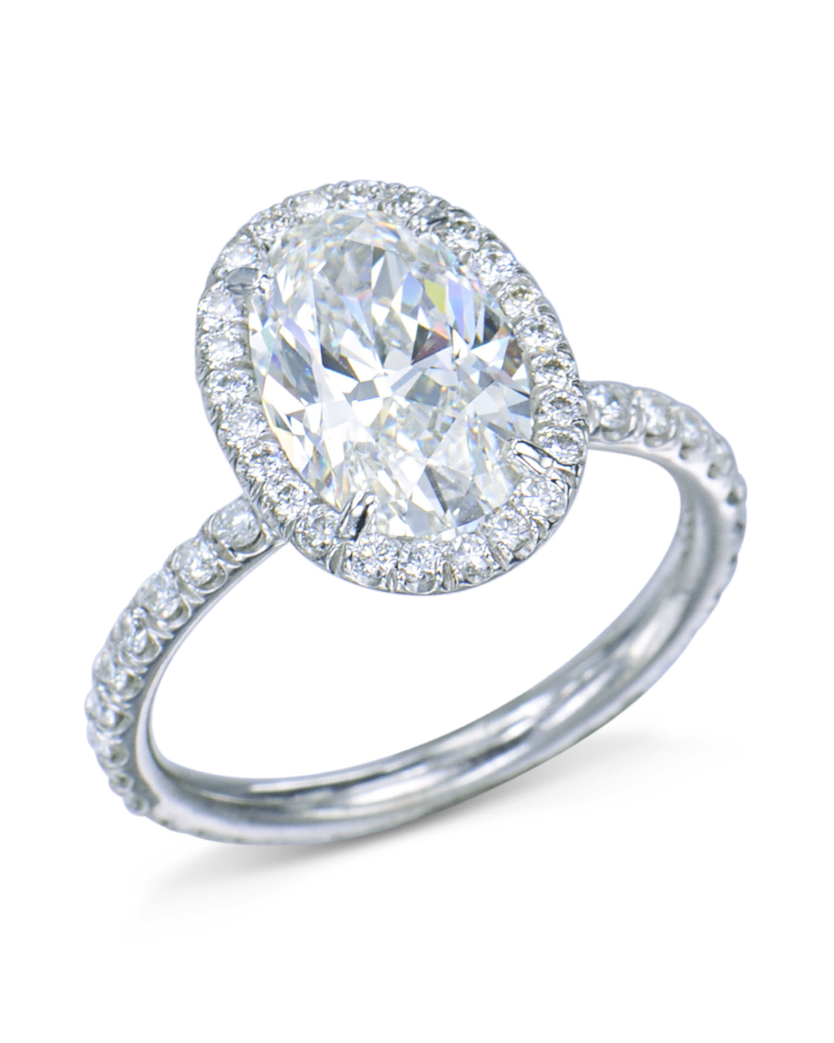 setmain diamond engagement halo perhanda rd fasa rings